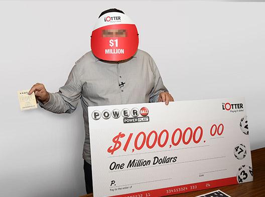 Ganadores de $1 millón online jugando en theLotter Panamá