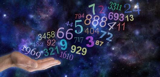 numerología en la lotería