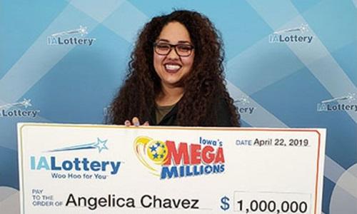 Angélica Chavez Mega Millions