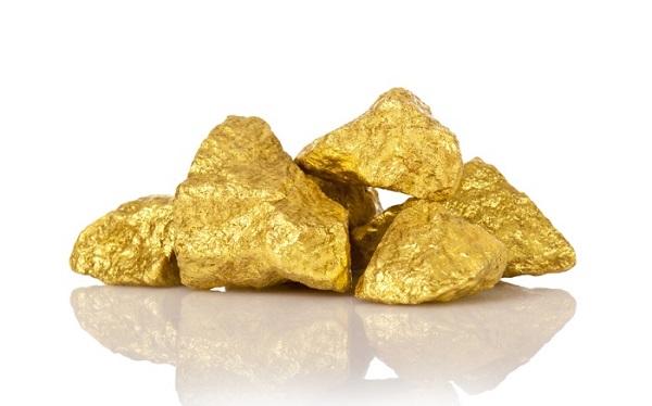 pepitas de oro