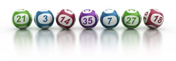 elección de números