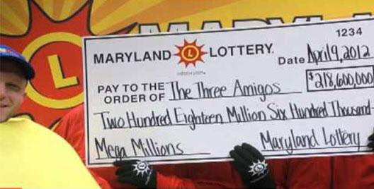 The three amigos - Maryland